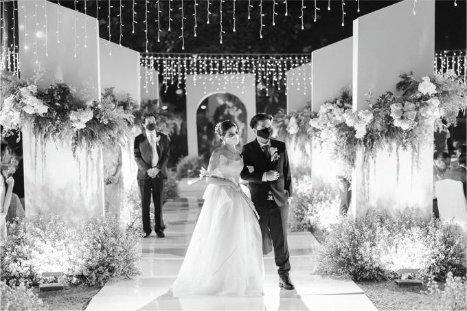 Adrian & Michelle Wedding Decoration by Valentine Wedding Decoration - 039