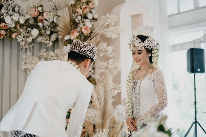 Puspita & Novan Wedding Decoration by Valentine Wedding Decoration - 008