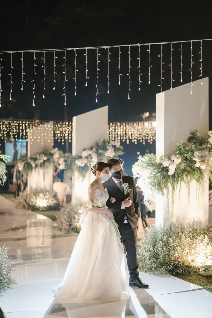Adrian & Michelle Wedding Decoration by Valentine Wedding Decoration - 040