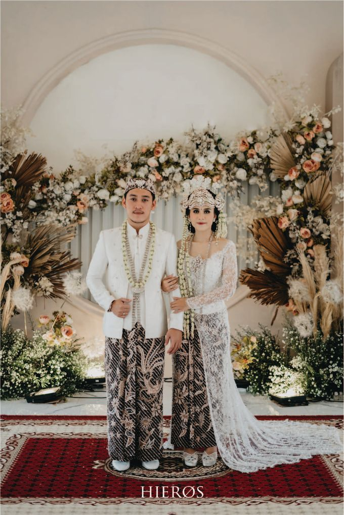 Puspita & Novan Wedding Decoration by Valentine Wedding Decoration - 007