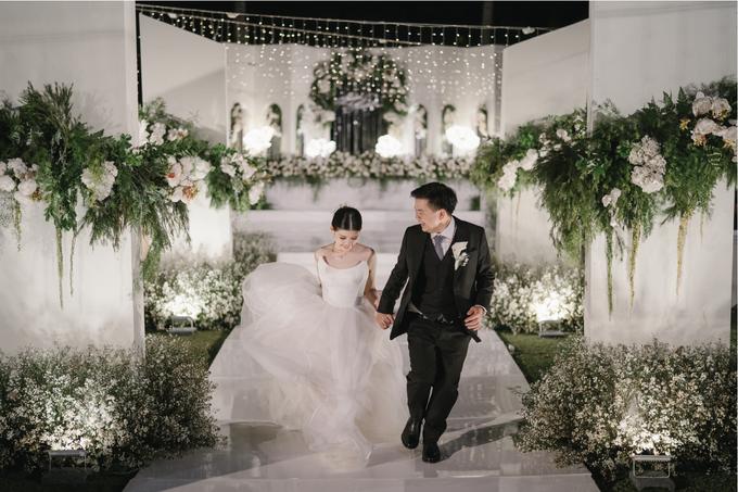 Adrian & Michelle Wedding Decoration by Valentine Wedding Decoration - 043