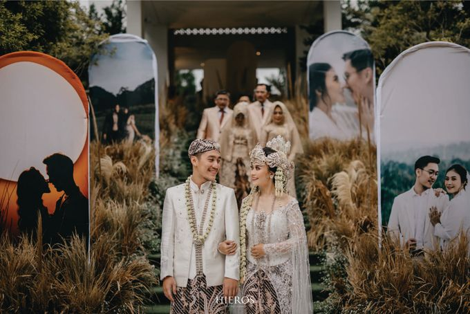 Puspita & Novan Wedding Decoration by Valentine Wedding Decoration - 020