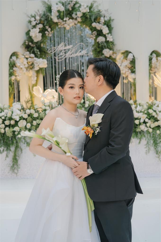 Adrian & Michelle Wedding Decoration by Valentine Wedding Decoration - 014