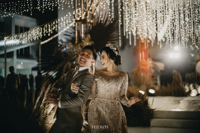 Puspita & Novan Wedding Decoration by Valentine Wedding Decoration - 043