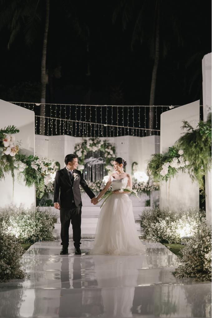 Adrian & Michelle Wedding Decoration by Valentine Wedding Decoration - 044