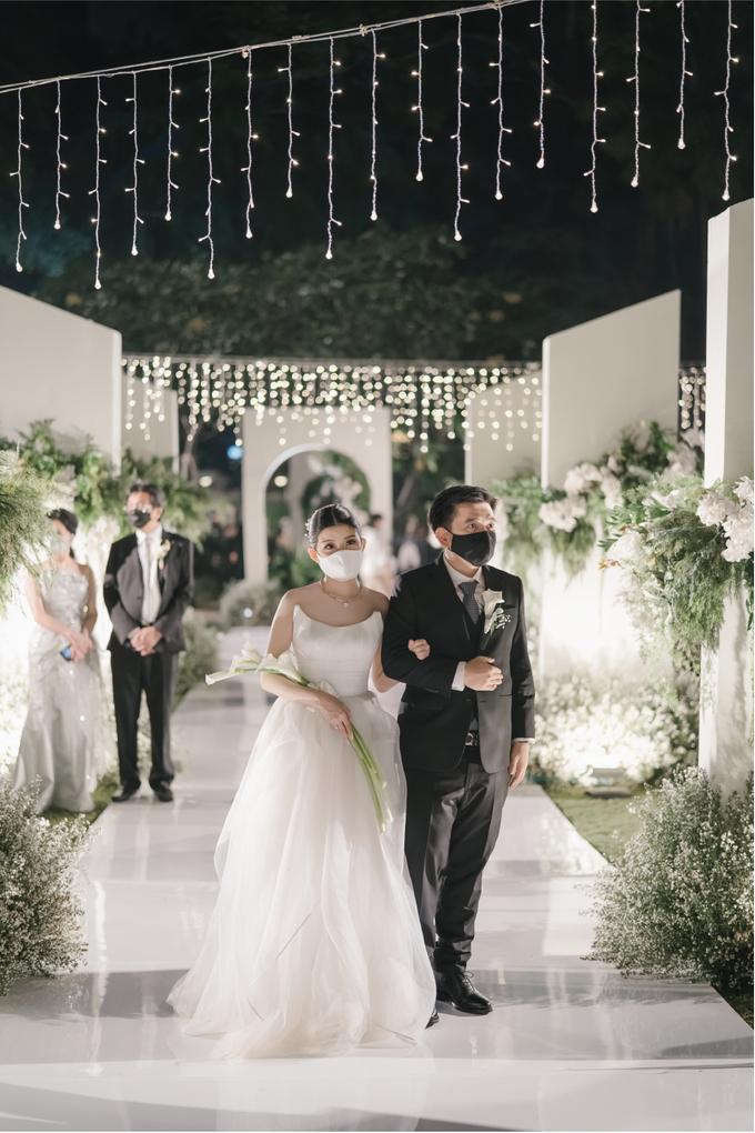Adrian & Michelle Wedding Decoration by Valentine Wedding Decoration - 045