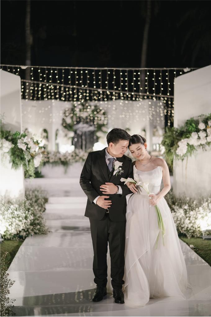 Adrian & Michelle Wedding Decoration by Valentine Wedding Decoration - 046
