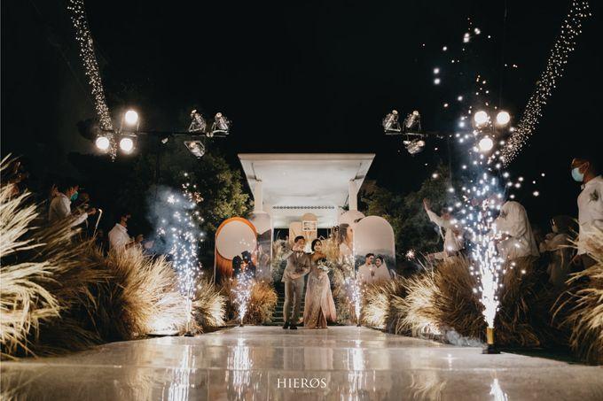 Puspita & Novan Wedding Decoration by Valentine Wedding Decoration - 047