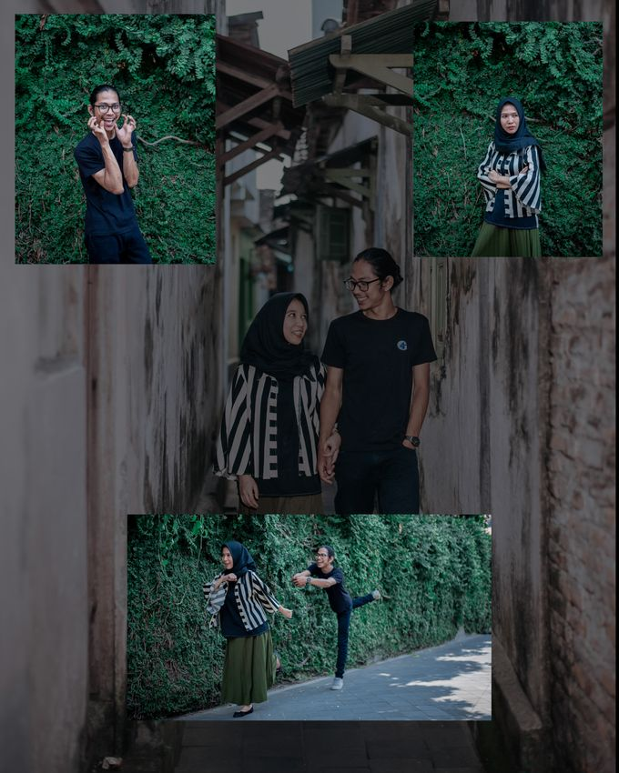 Prewedding ocha dan agil by Ihya Imaji Wedding Photography - 011