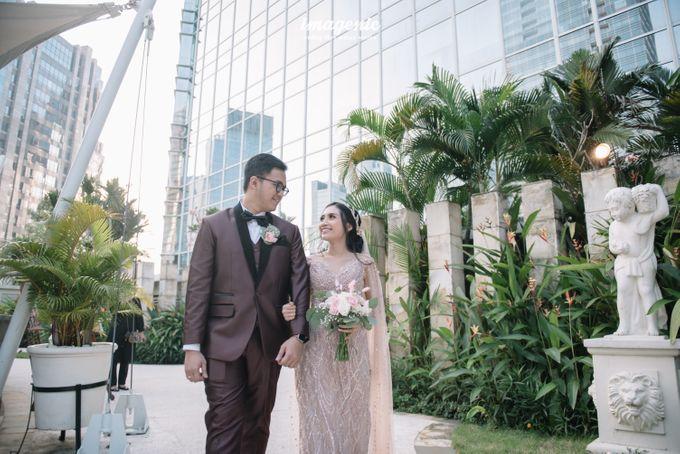 Rina Yordi Wedding Day by Chandira Wedding Organizer - 045