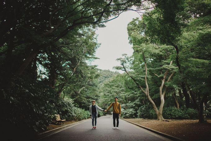 Tokyo couple session of Miray & Yuki by SÁL PHOTO - 011