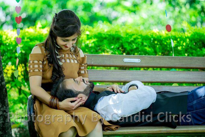 Pre Wed Shoot Of Rahul & Rakhi by Candid Clicks - 045