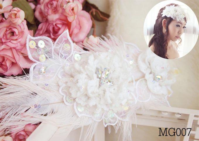 headdresses for Prewedding Photoshoot... by mignon headdresses - 006