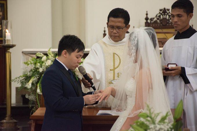 Wedding Day Darryl & Tata by SHINE PLANNER & ORGANIZER - 018