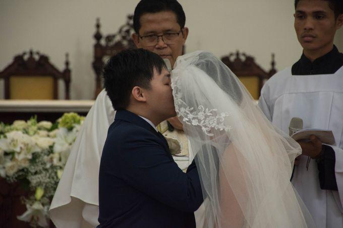 Wedding Day Darryl & Tata by SHINE PLANNER & ORGANIZER - 021