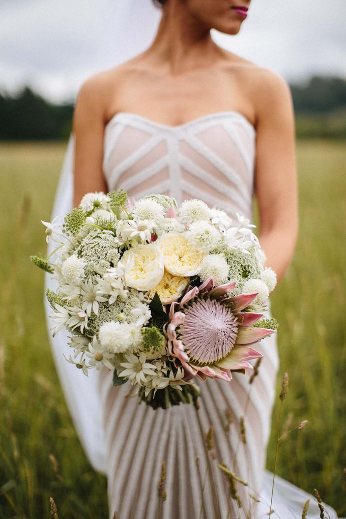 Bridal Party by Affair with George  Florals & Event Styling - 020
