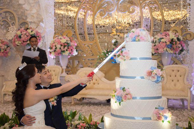 Wedding Day Darryl & Tata by SHINE PLANNER & ORGANIZER - 025