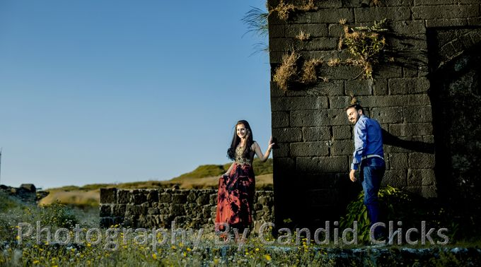 Pre Wed Shoot Of Rahul & Rakhi by Candid Clicks - 048