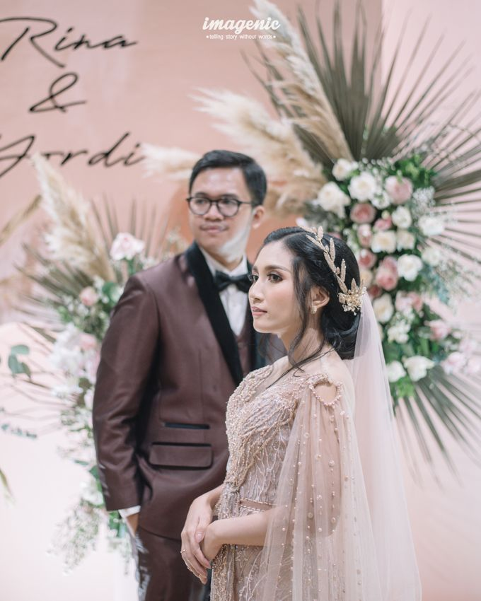 Rina Yordi Wedding Day by Chandira Wedding Organizer - 031