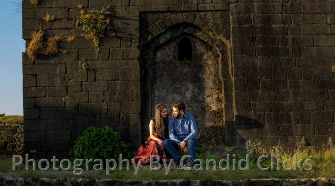 Pre Wed Shoot Of Rahul & Rakhi by Candid Clicks - 016
