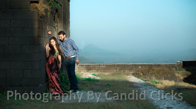 Pre Wed Shoot Of Rahul & Rakhi by Candid Clicks - 012
