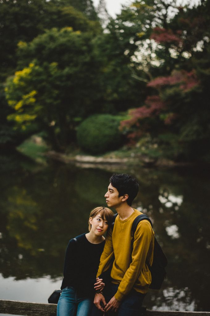 Tokyo couple session of Miray & Yuki by SÁL PHOTO - 025