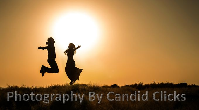 Pre Wed Shoot Of Rahul & Rakhi by Candid Clicks - 025