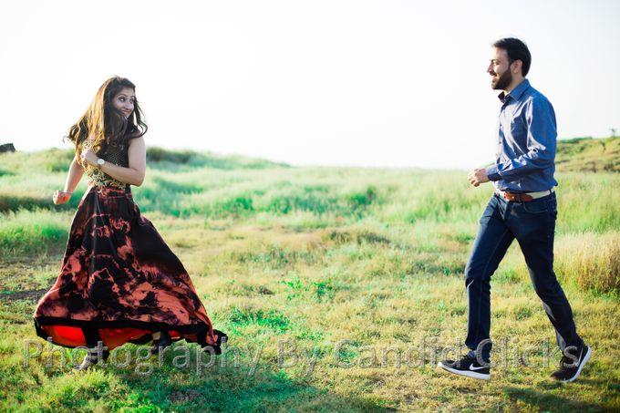 Pre Wed Shoot Of Rahul & Rakhi by Candid Clicks - 042