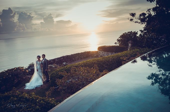 luxury tirtha uluwatu private wedding by Valyn Photography - 019