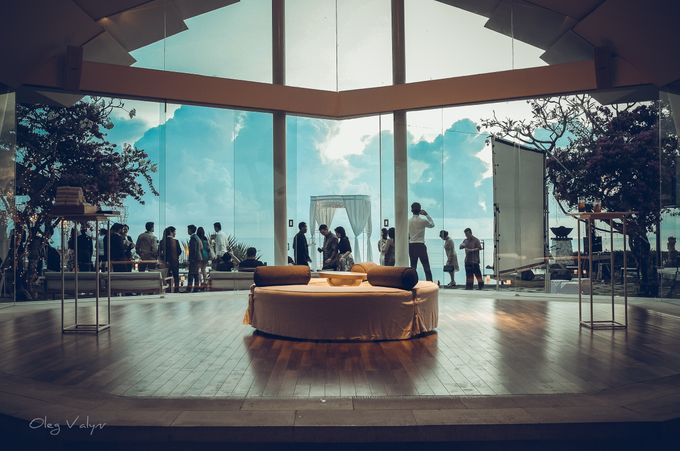 luxury tirtha uluwatu private wedding by Valyn Photography - 023