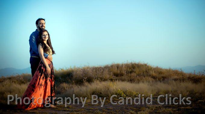 Pre Wed Shoot Of Rahul & Rakhi by Candid Clicks - 027