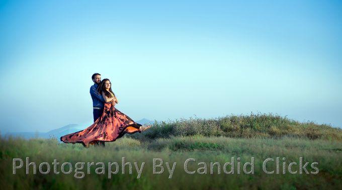 Pre Wed Shoot Of Rahul & Rakhi by Candid Clicks - 022
