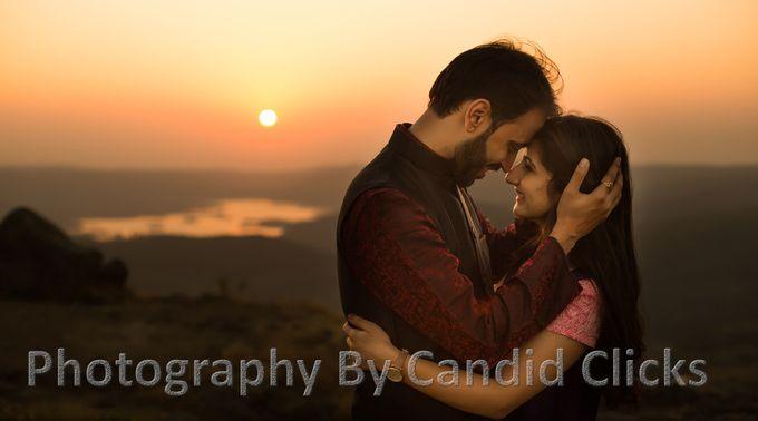 Pre Wed Shoot Of Rahul & Rakhi by Candid Clicks - 030