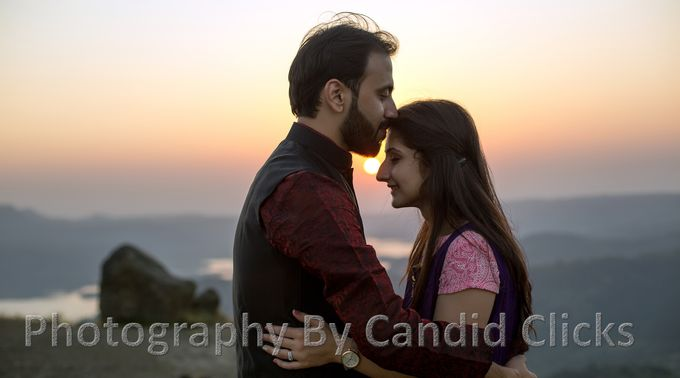 Pre Wed Shoot Of Rahul & Rakhi by Candid Clicks - 028