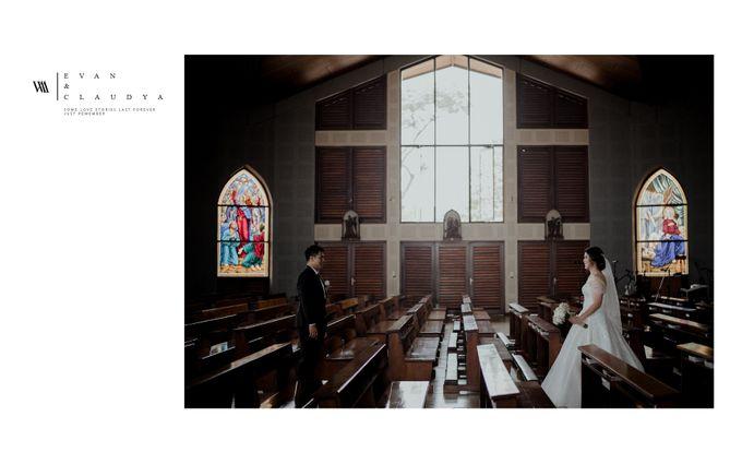 The Wedding of Evan & Claudya by We Make Memoir - 001