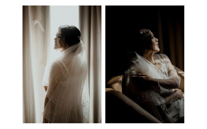 The Wedding of Evan & Claudya by We Make Memoir - 003