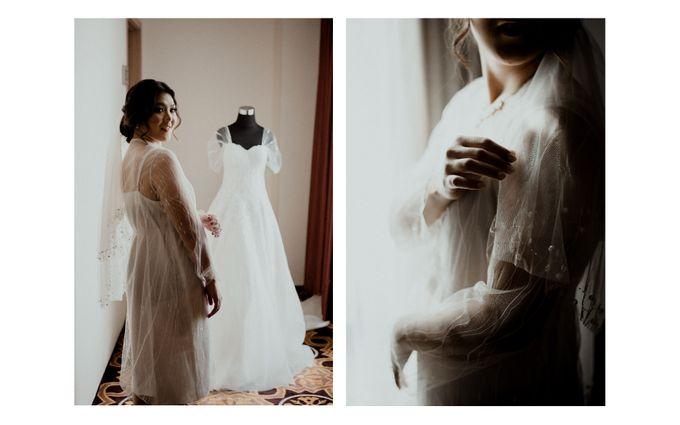 The Wedding of Evan & Claudya by We Make Memoir - 004