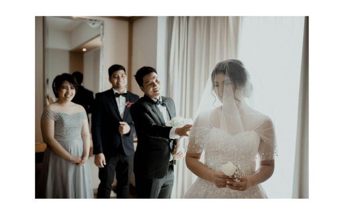 The Wedding of Evan & Claudya by We Make Memoir - 005