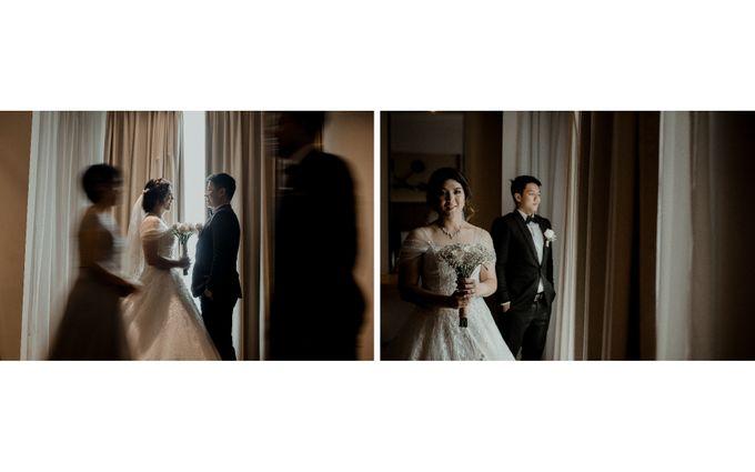 The Wedding of Evan & Claudya by We Make Memoir - 006