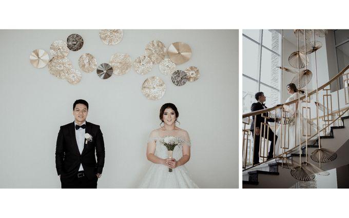 The Wedding of Evan & Claudya by We Make Memoir - 007