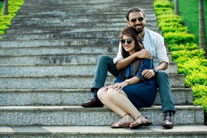 Pre Wed Shoot Of Rahul & Rakhi by Candid Clicks - 039