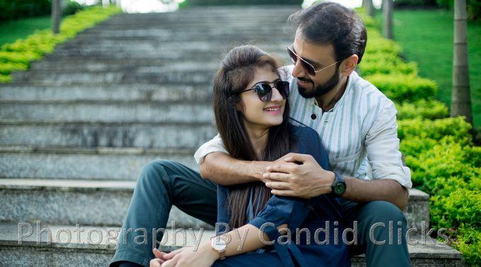 Pre Wed Shoot Of Rahul & Rakhi by Candid Clicks - 010