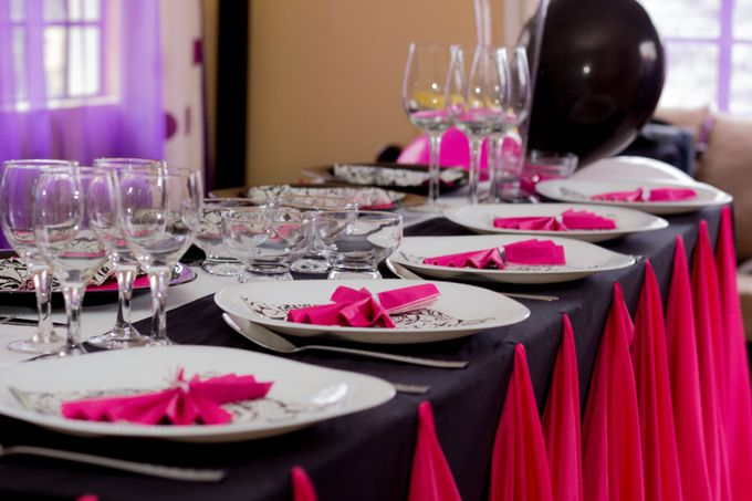 Baby Shower Chuna Residence by Skeey Decors - 004