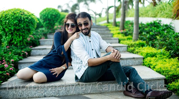 Pre Wed Shoot Of Rahul & Rakhi by Candid Clicks - 047