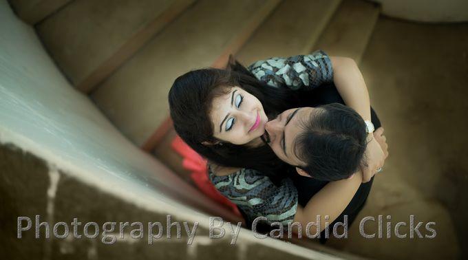 Pre Wed Shoot Of Rahul & Rakhi by Candid Clicks - 033