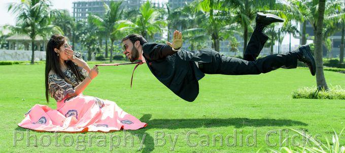 Pre Wed Shoot Of Rahul & Rakhi by Candid Clicks - 005