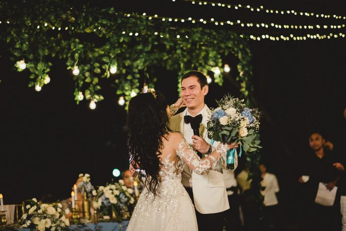 Tropical Rustic Wedding of Wesley & Laura by Silverdust Decoration - 004