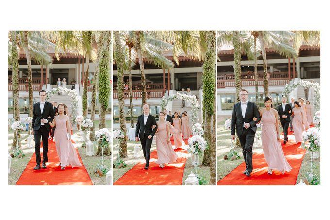 Club Med Cherating Beach wedding   Katelyn & Luca by JOHN HO PHOTOGRAPHY - 019