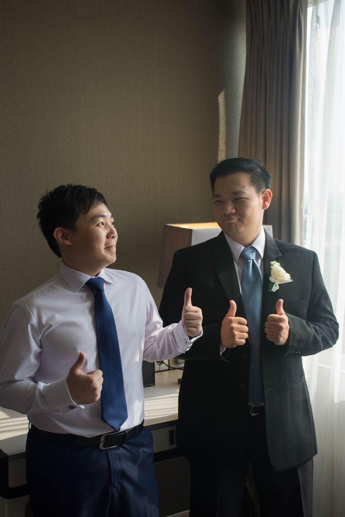 Wedding Day Darryl & Tata by SHINE PLANNER & ORGANIZER - 006