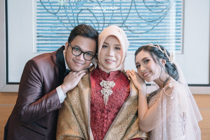 Rina Yordi Wedding Day by Chandira Wedding Organizer - 030